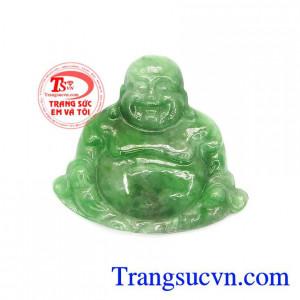 Mặt Phật Cẩm Thạch Tài Lộc