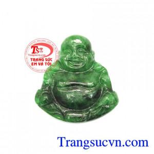Mặt Phật Xanh Ngọc Hợp Mệnh