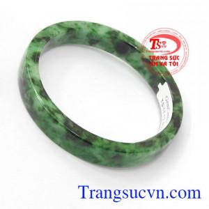 Vòng tay jadeite thiên nhiên