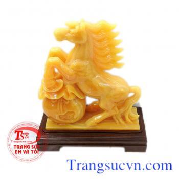 Ngựa Hoàng Ngọc Mã Đáo Thành Công