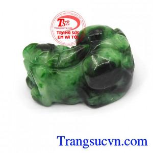 Tỳ hưu ngọc cẩm thạch - jadeite