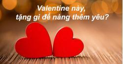 """Valentine này tặng nhẫn gì để nàng thêm """" yêu """""""