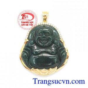 Mặt Phật Di Lặc An Lành