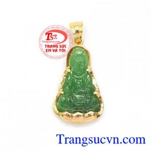 Mặt Phật Bà Quan Âm Bình An