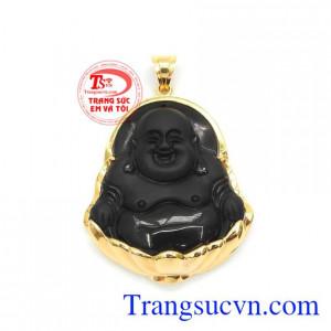 Mặt Phật Di Lặc Ngọc May Mắn