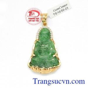 Mặt Phật A Di Đà Bình An