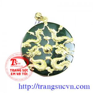 Đồng xu cẩm thạch