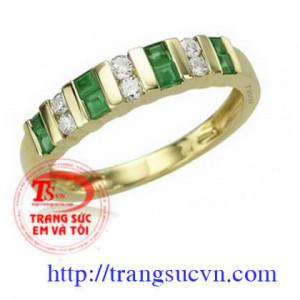 nhẫn đá quý và sức khỏe