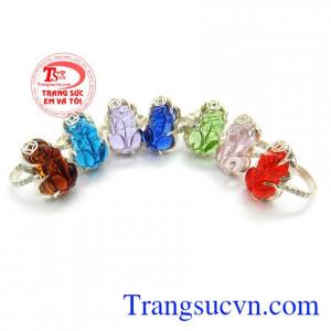 Nhẫn Nữ Tỳ Hưu Phong Thủy