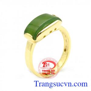 Nhẫn nữ yều kiều vàng 10k