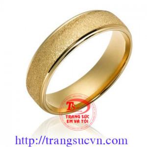 Nhẫn vàng sáp