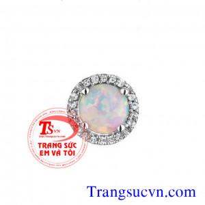 Mặt đá quý opal sang trọng
