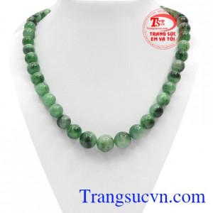 Ngọc cẩm thạch Jadeite thiên nhiên