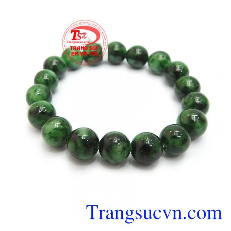 Chuỗi vòng tay jadeite tinh tế
