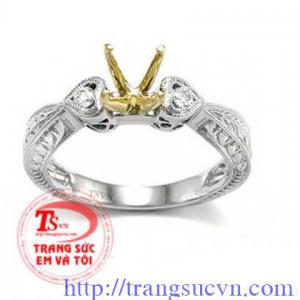 Vỏ nhẫn kim cương