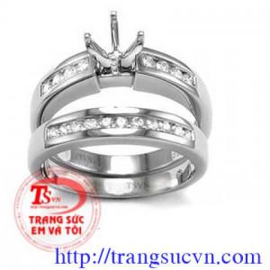Vỏ nhẫn đôi