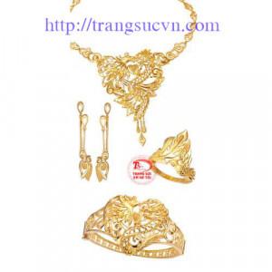 Trang sức cưới vàng 9999