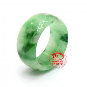 Nhẫn ngọc cẩm thạch An Yên