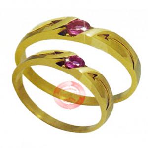 nhẫn cưới ruby