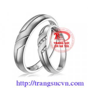 Cặp nhẫn bảo hành trọn đời