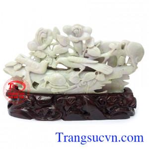 Tượng Hoa Phong Tam Chúc Vinh Hoa