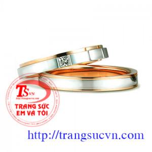 Nhẫn cưới hot