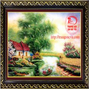 Làng Quê Việt nam