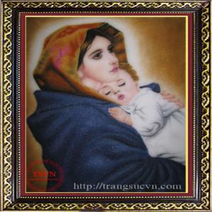 Đức Mẹ Bế Chúa Gie su