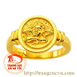 Mặt Thiên Thần Vàng