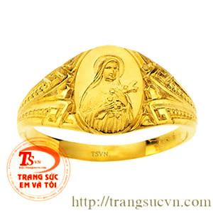 Nhẫn Thánh Teresa Hài Đồng