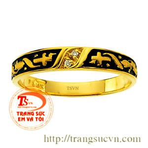 Nhẫn đẹp công giáo