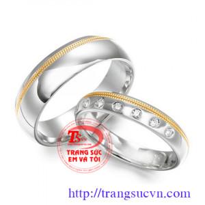 Nhẫn cưới Việt