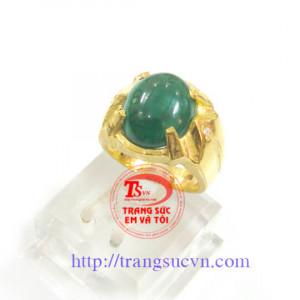 Nhẫn Emerald Nam