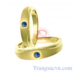 Nhẫn cưới đôi hộ mệnh