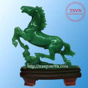 Ngựa đá Aventurin
