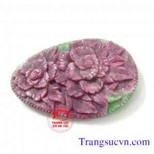 Anyolite-Zoisite hoa