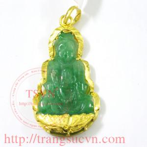 Phật bà bọc vàng