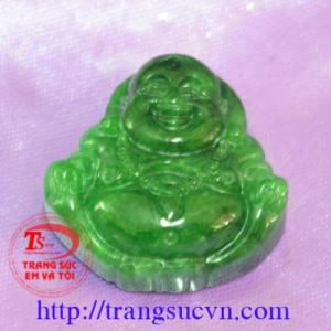 Phật di lặc bằng ngọc