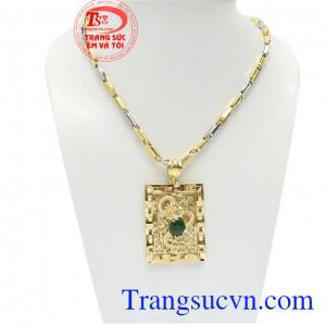 Bộ dây rồng vàng jadeite