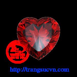 Trái tim garnet