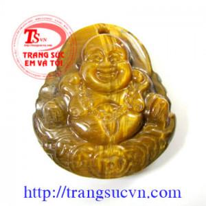 Phật di lặc mắt hổ cao cấp