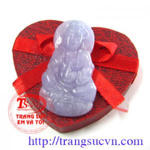 Phật Bà NGọc Tím