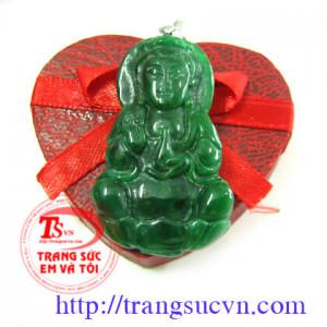 Phật Bà Đeo Cổ