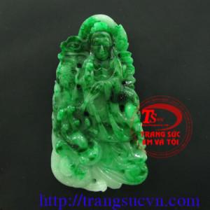 Phật Bà Ngọc JAdeite