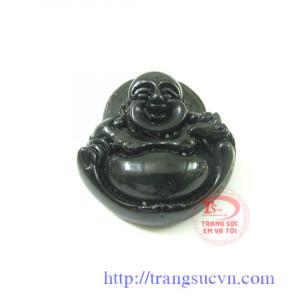Phật di lặc màu đen