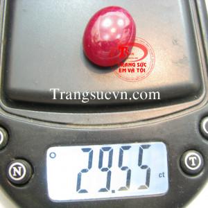 Ruby lục yên-ruby thiên nhiên 100%