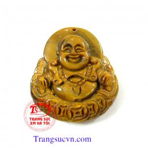 Phật di lặc mắt hổ đẹp