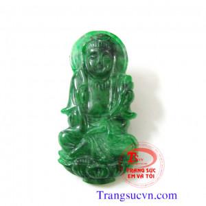 Phật ngọc cẩm thạch xanh