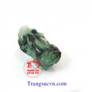 Tỳ hưu ngọc jadeite đẹp