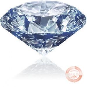 Natural diamond color